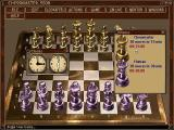 Chessmaster 5500 Windows A game is about to start. The game clock can be analogue or digital and can be removed if not required