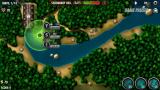 iBomber Defense: Pacific Macintosh Battle of Savo Island - gun placement
