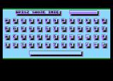 Technoid Atari 8-bit Write your name