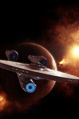 Star Trek: Rivals iPhone Splash screen