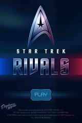 Star Trek: Rivals iPhone Login screen