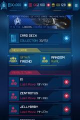 Star Trek: Rivals iPhone Game lobby