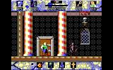 Horror Zombies from the Crypt DOS Game starts (EGA)