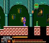 Astyanax NES Time to jumping