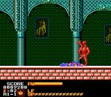 Astyanax NES Defeated.