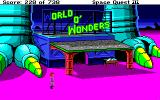 Space Quest III: The Pirates of Pestulon Amiga Fester's World o' Wonders!