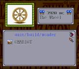 Sid Meier's Civilization SNES Inventing the wheel!