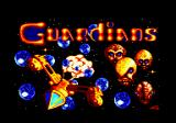 Guardians Amstrad CPC Loading screen.