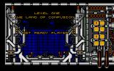 "Outlands Atari ST Entering ""The land of confusion"" (also known as level 1)"