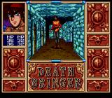 Death Bringer SEGA CD The first village