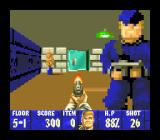 Wolfenstein 3D SNES Shooting stuff.