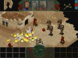 Hexplore Windows Right after casting rain of fire the magician dies in flames... better use protection spell next time!
