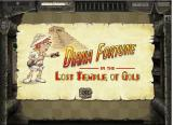 Diana Fortune in the Lost Temple of Gold Browser Title