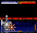 Terminator 2: Judgment Day SNES Getting shot at.