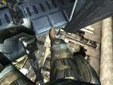 Modern Combat 3: Fallen Nation iPad Swipe to repel down