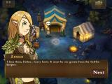 Might & Magic: Clash of Heroes iPad Anwen Dialog