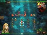Might & Magic: Clash of Heroes iPad Remove units from lineups