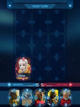 Star Trek: Rivals iPad The opponent has laid the first card