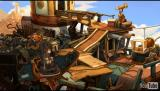 Deponia (Flash Demo) Browser Pod lost the screws