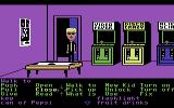 Maniac Mansion Commodore 64 Video game room.