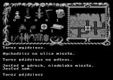 Inny Świat Atari 8-bit Somewhere in the mountains
