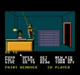 Maniac Mansion NES Dark room for photo developing.