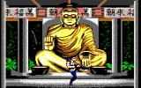 Windwalker Amiga The intro animation starts with you practicing martial arts by this statue