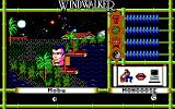 Windwalker Amiga Starting a new game