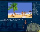 Plan 9 From Outer Space Amiga A topless beach in Rio.