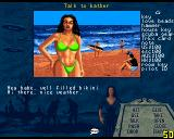 Plan 9 From Outer Space Amiga The women you meet in the game are modeled after the actress Vampira.