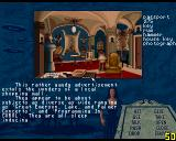 Plan 9 From Outer Space Amiga Searching through Lugosi's house.