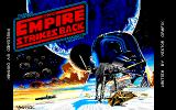 Star Wars: The Empire Strikes Back Amiga Loading screen