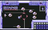 Smash T.V. Commodore 64 Deadly Orbs