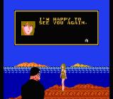 Golgo 13: Top Secret Episode NES Meeting on the beach