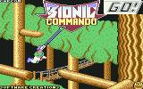 Bionic Commando Commodore 64 Loader