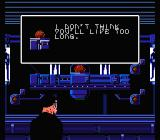 Golgo 13: Top Secret Episode NES Talking brain