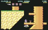 Bionic Commando Commodore 64 Get the medal