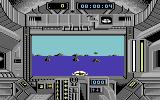 Project Neptune Commodore 64 In game play.