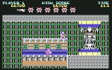 Bionic Commando Commodore 64 Stop the missile