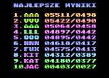 Trix Atari 8-bit High score table