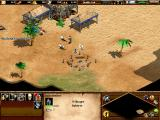 Age of Empires II: The Age of Kings Windows Early in the game