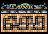 Tanks Atari 8-bit Level 2