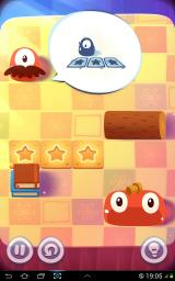 Pudding Monsters Android Combine puddings on star squares for more stars (and gold)