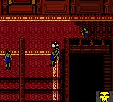 Resident Evil: Gaiden Game Boy Color 3 zombies around