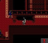 Resident Evil: Gaiden Game Boy Color Does she fall in the hole? No.