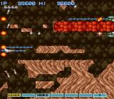 Gradius III SNES Shooting my way through the stage