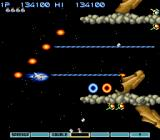 "Gradius III SNES This stage is called ""Moai stage"". I wonder why?"