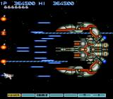 "Gradius III SNES ... I guess this part is the ""boss rush"""