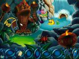 Freddi Fish 3: The Case of the Stolen Conch Shell Windows However, behind the waterfall there is a nice place...