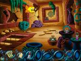 Freddi Fish 3: The Case of the Stolen Conch Shell Windows What is a Mesoamerican-styled temple doing under the sea?